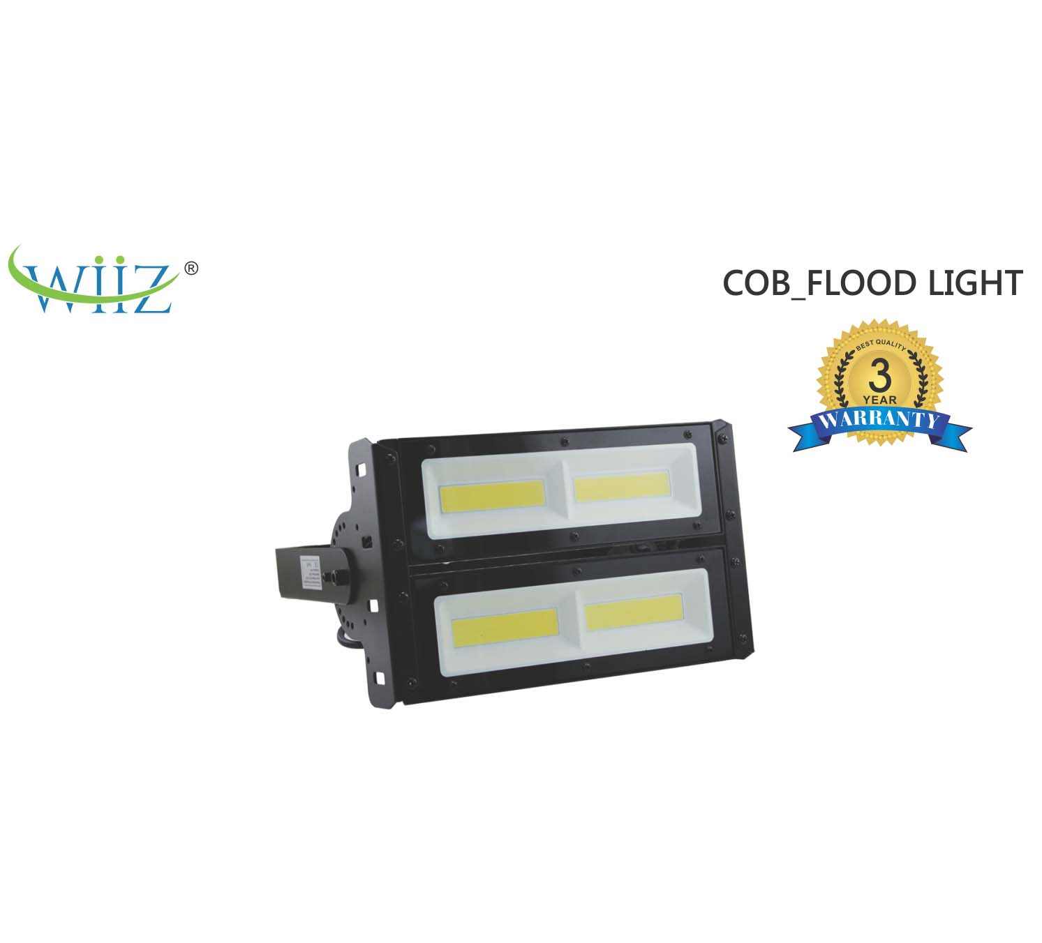 Wiiz MLF 100W COB Flood Light